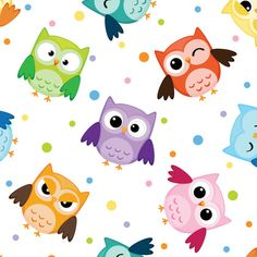 Owl Pattern for Wall Decor by Print a Wallpaper - Offering Wallpaper Solution at USD 2.0 / sq.ft. Email us at info@printawallpaper.com or call us at +91-98110-31749