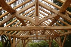 Check out these 5 stunning timber frame houses -- witness the beautiful, time-tested craft of timber framing. Timber Frame Homes, Timber House, Timber Frames, Woodworking Inspiration, Barn House Plans, Natural Building, Cabin Homes, Home Art, Building A House
