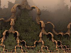Exposed Roots by *AureliusCat on deviantART