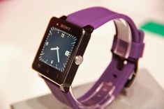 Editor's take on the Sony SmartWatch