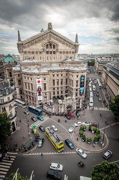 Opera , Paris