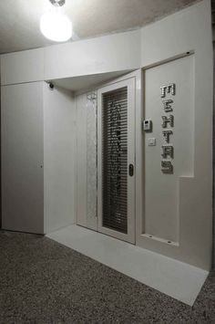White Entrance Door Design By Sonali Shah Architect In Mumbai Maharashtra