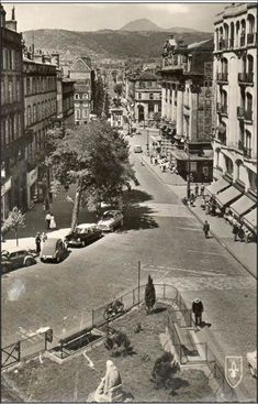 Clermont Ferrand, Rues, Street View, Photos, Auvergne, Pictures