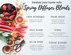 Essential Oil Candles, Essential Oil Scents, Essential Oil Perfume, Essential Oil Diffuser Blends, Essential Oil Combinations, Diffuser Recipes, Me Time, Spring, Doterra Oils