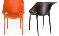 Dr. Yes Chair (batch-dyed polycarbonate) Design Philippe Starck & Eugeni Quitllet, 2008
