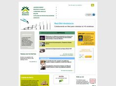 Information arquitecture and webdesign for Andalusian OTRI network Spin, My Works, Web Design, Senior Boys, Words, Design Web, Website Designs, Site Design