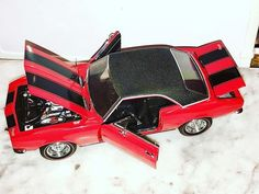 Excited to share the latest addition to my #etsy shop: 1967 Chevrolet Camaro Z28 in 1/18 scale diecast by Ertl Authentics http://etsy.me/2hRNVjk #ertl #camaro #camaroz28 #chevy #chevycamaro #chevrolet #red #muscle #musclecar #classiccar #vintagecar #badass #diecast #diecastcars #118 #118scale