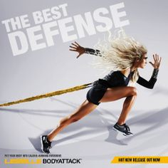 Les Mills Body Attack  - learning this release for my certification.  TOUGH STUFF!!!