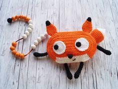 Crochet Animals, Crochet Hats, Adobe Reader, Giraffe, Crochet Patterns, Fox, Beanie, Products, Amigurumi