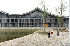 New Academy of Art in Hangzhou / Wang Shu, Amateur Architecture Studio