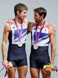 Rowing is teamwork - Zac Purchase and Mark Hunter win Silver for Lightweight Men's Rowing Double Sculls