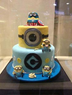 Minon cake :-)