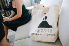 Totes Tote bags are extremely useful and durable. Even better if the design is pretty.