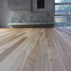 timber flooring Matte finishes: I like this trend because it is simple and gives a clean look. Wood Floor Finishes, Hardwood Floor Colors, Hardwood Floors, Parquet Flooring, Wooden Flooring, Flooring Ideas, Engineered Timber Flooring, Spotted Gum Flooring, Oak Floor Stains