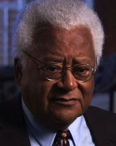 James M. Lawson, Jr. (born September 22, 1928) was a leading theoretician of the Civil Rights Movement. He spent a year in prison as a conscientious objector during the Korean War and 3 years as a missionary to India where he learned principals of nonviolence. He was southern director of CORE and taught nonviolent resistance to SNCC members. He was also pastor of Centenary Methodist Church in Memphis and chaired the 1968 strike committee for sanitation workers.