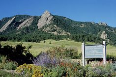 The flatirons are calling...