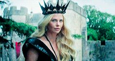 my edit charlize theron evil queen the huntsman ravenna