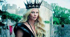 my edit charlize theron evil queen the huntsman ravenna