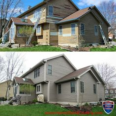 Home Shield, Shed, Outdoor Structures, Exterior, Cabin, House Styles, Design, Home Decor, Decoration Home