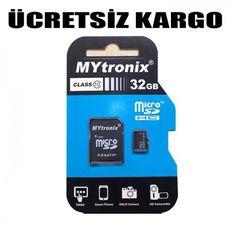 32 GB HAFIZA KARTI CLASS 10-Ücretsiz Kargo 36 TL eMc Teknoloji'den Sanalpazar.com'da