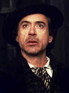 As Sherlock Holmes