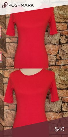 LulaRoe XL red Julia! Brand new with tags! Bundle and save! LuLaRoe Dresses