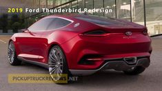 2019 Ford Thunderbird Redesign Specs And Prices | Pickup Truck Reviews intended for 2019 Ford Thunderbird