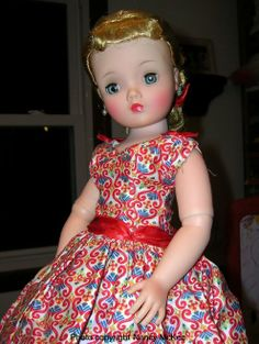 "~ Beautiful ""Cissy"" Doll ~"