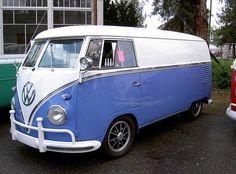 VW Bus of my dreams.