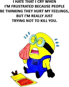 """Here is challenge for you.You can not control on your laugh after reading these """"Top Memes De Minions"""".If you accept this challenge then scroll down and read out these """"Top Memes De Minions""""and keep sharing with your friends. Image Minions, Minions Images, Minion Pictures, Minions Pics, Minion Humour, Funny Minion Memes, Minions Quotes, Hilarious Memes, Funny Images"""