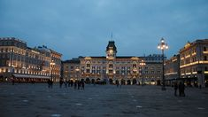 Trieste, Italy: The Walks of Italy Guide