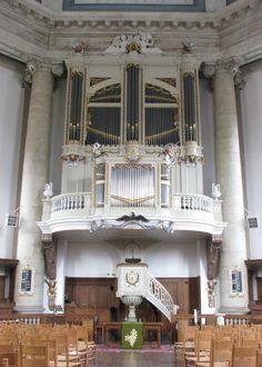 Middelburg Oostkerk 1782