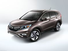 The other compact #SUV as the latest generation by Honda is #2017 #Honda #CR-V.