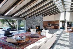 Step Inside Adam Levine and Behati Prinsloo's $15.95 Million Mansion via @MyDomaine