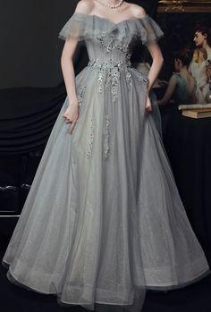 Beautiful Prom Dresses, Elegant Dresses, Pretty Dresses, Vintage Dresses, Quince Dresses, Ball Dresses, Chic Dress, Dress Up, Iconic Dresses