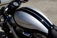 Awesome custom bike Harley Davidson V Rod muscle by Bad Land Harley Davidson V Rod, Harley Davidson Motorcycles, New Harley, Super Bikes, Vrod Muscle, Custom Bikes, Motorbikes, Classic Style, Performance Cycle