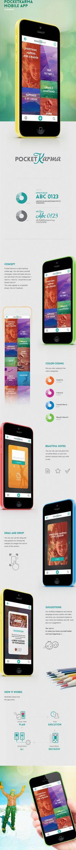 Pocket Karma Mobile App UI on Behance