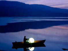 Moonlight Akkuleuchte Vollkugel BMFL 750 kaufen im borono Online Shop