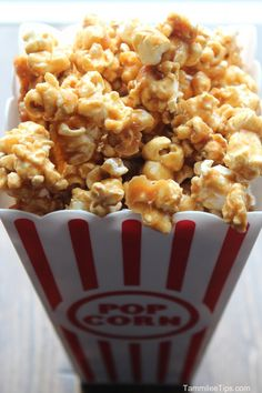 Sriracha Caramel Popcorn @Style Space & Stuff Blog rand make this happen