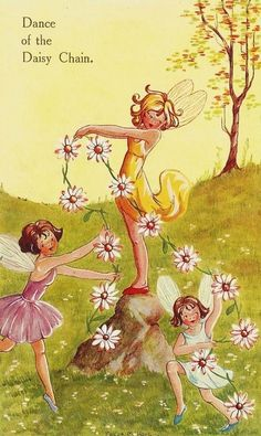 Dance of the Daisy Chain