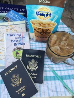 Take Back Ten & Travel planning for Europe! International Delight Iced Coffee, Atkins Induction, States In America, And Just Like That, Ten Minutes, Take Back, Coffee Recipes, Mocha, Coffee Shop