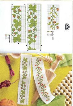 This Pin was discovered by Nel Cross Stitch Boarders, Cross Stitch Bookmarks, Mini Cross Stitch, Simple Cross Stitch, Beaded Cross Stitch, Cross Stitch Flowers, Cross Stitch Kits, Cross Stitch Designs, Cross Stitching