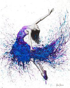Evening Sky Dancer
