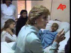 Footage of Princess Diana in Pakistan (1)