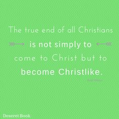 """Thought from the book """"The 7-Day Christian: How Living Your Beliefs Every Day Can Change the World,"""" by Brad Wilcox."""