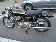 1971 Norton Commando Fastback