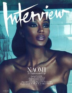 Nude Violence; Naomi Campbell By Mert & Marcus   Tendencia Ambigua El Blog