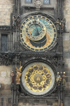 The Astronomical Clock in Prague attracts more than just star-gazers...it's the oldest working clock of its kind and is a medieval wonder.