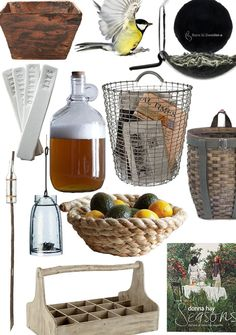 summer ready: outdoor decorating