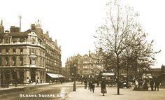 16 Sloane Square, Royal Borough of Kensington and Chelsea, London SW1W 8ER, UK 1905